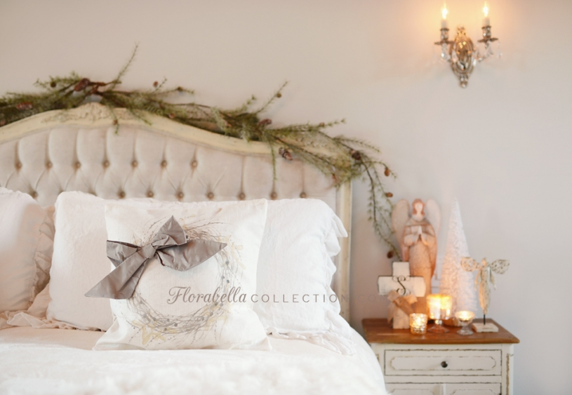 Florabella Christmas Bedroom Decor